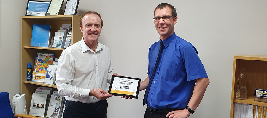 New franchisee joins Recognition Express