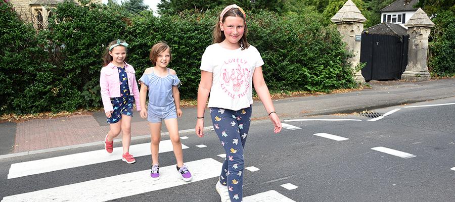 Brake competition helps schoolchildren 'put road safety first'