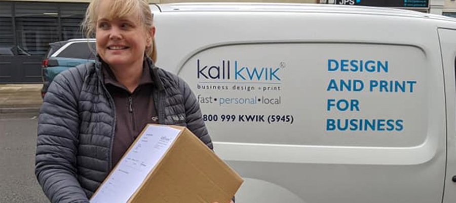 Kall Kwik answers Calls for Help in Covid Crisis